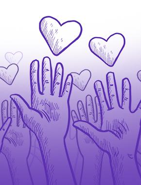 Дистанционный социальный проект «Добро спасёт мир» в действии