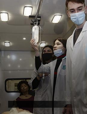 Экскурсия в мир практической медицины